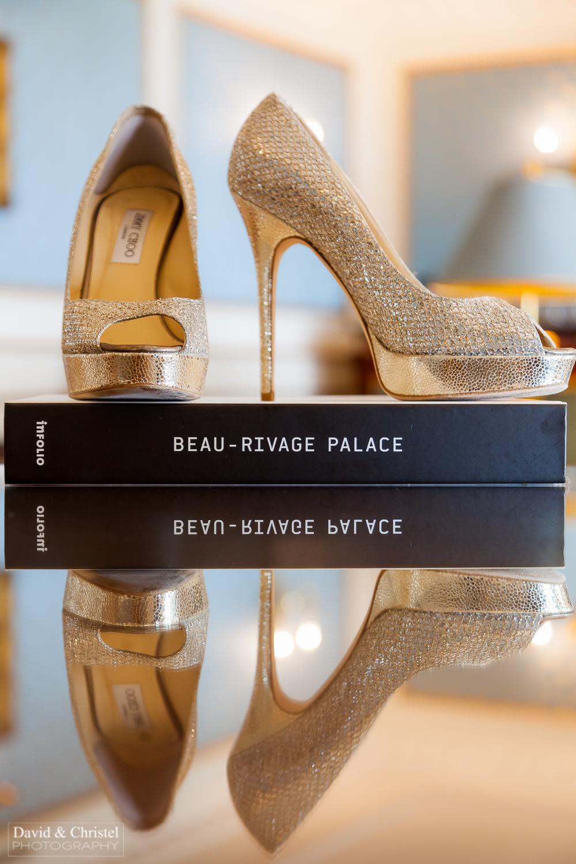 mariage beau rivage palace