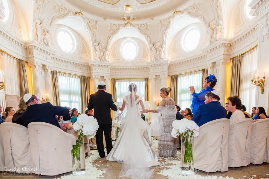Mariage au Beau Rivage Palace de Lausanne