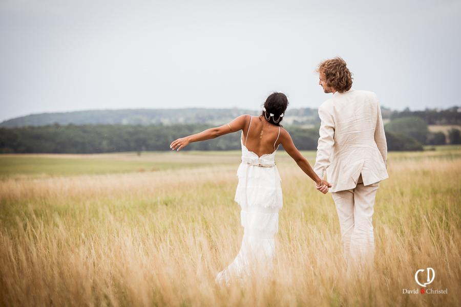mariage romantique photographie