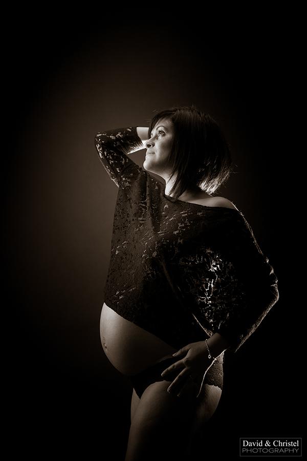 Séance photo de grossesse à Strasbourg
