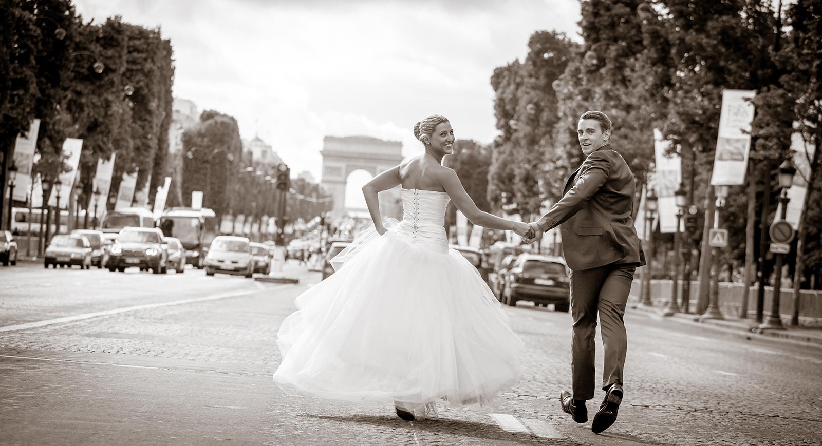 DESTINATION MARIAGE : PARIS