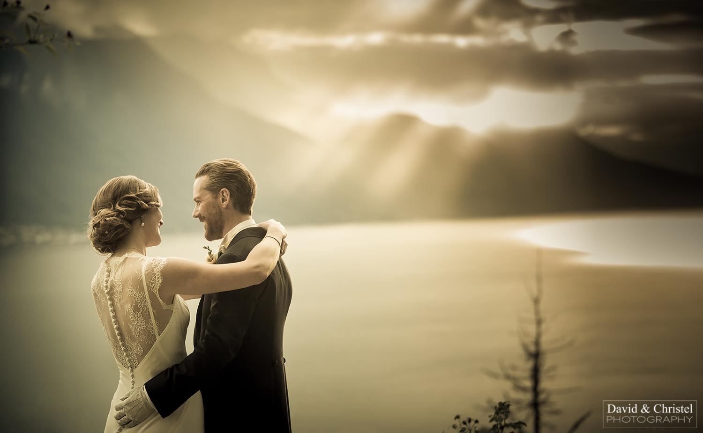 Mariage a Montreux